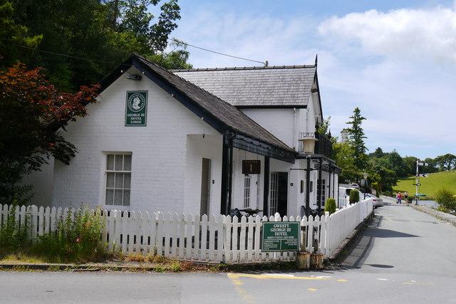George III Hotel Lodge, Penmaenpool