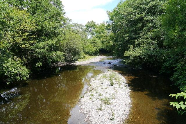The Afon Mawddach