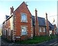 SP6529 : Former school building, Preston Bissett by Bikeboy