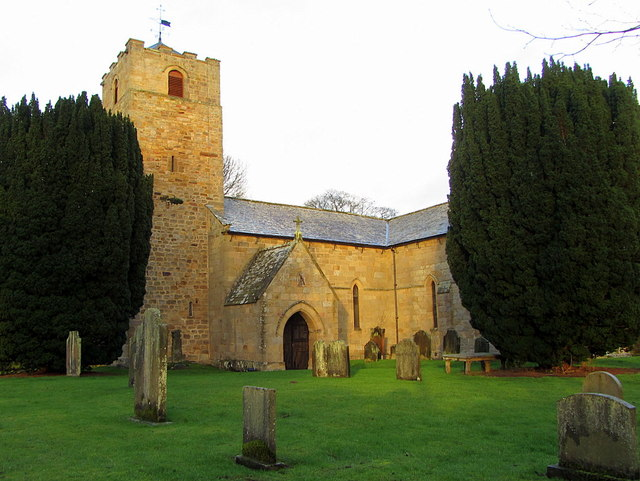 Church of St. Michael, Low Warden