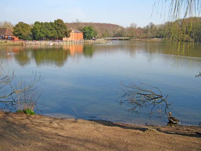 Rufford Lake