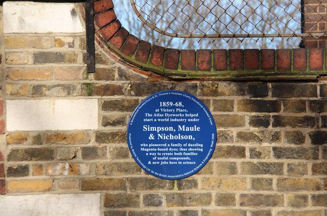 Photo of Blue plaque № 42488
