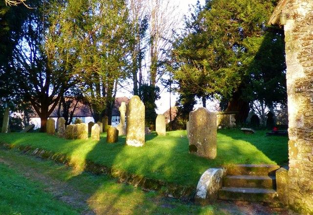 Churchyard, Icklesham