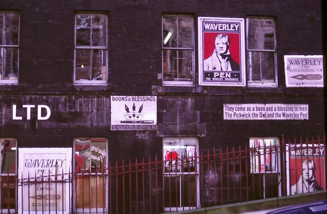 Waverley Pen Company offices, Blair Street (1983)