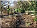 SU8262 : Three Castles Path by Alan Hunt