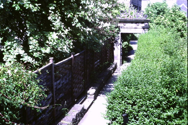 Moray House Garden (1982)