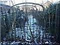SP0681 : Former foot bridge by Alex McGregor