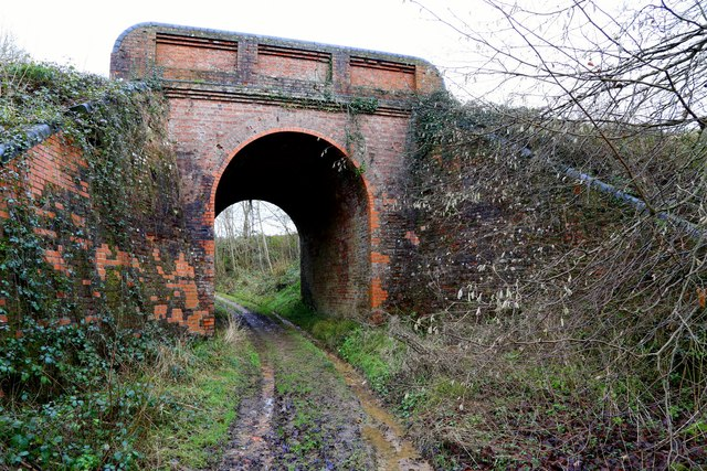 Bluebell Railway Bridge