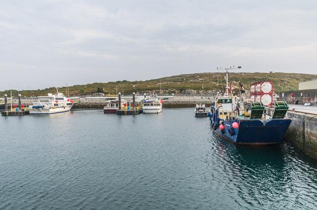 Rossaveel Harbour