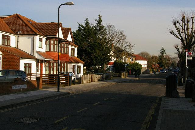 Northwick Avenue