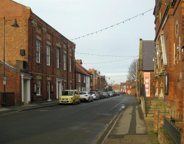 Queen Street, Barton Upon Humber