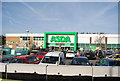TQ6042 : ASDA, North Farm by N Chadwick