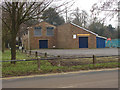 Dist:0.2km<br/>The clubhouse on Thames Side along the Laleham reach of the Thames.