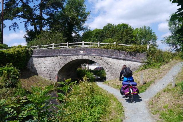 Garthmyl Bridge (No. 130), Montgomery Canal