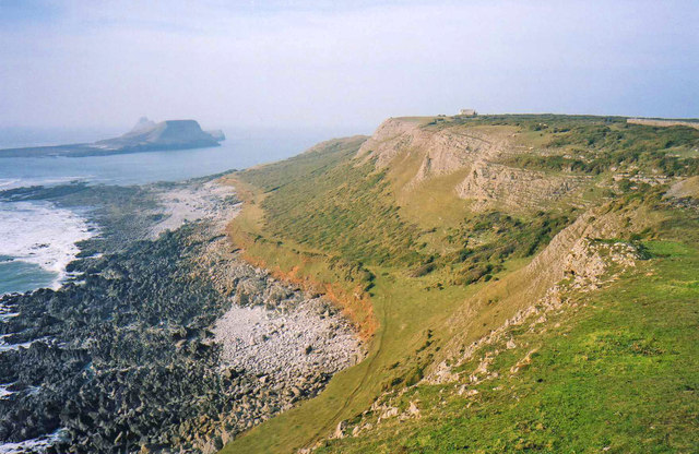 Gower Coast from Tears Point