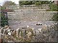 ST5963 : Stanton Drew war memorial by Neil Owen