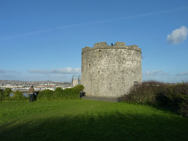Mount Batten Tower, Turnchapel, near Plymouth
