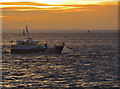 TA1028 : Pilot/survey craft on the Humber : Week 4