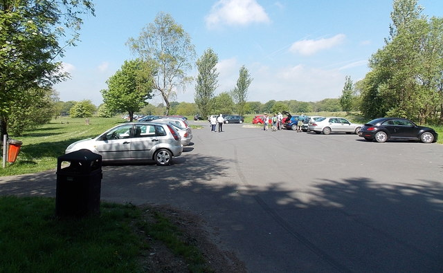 Storey Arms Car Park Postcode