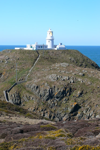 Goleudy Pen Caer / Strumble Head Lighthouse