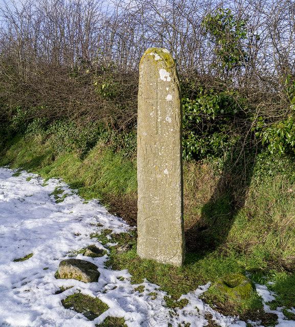 Kilnasaggart Inscribed Stone