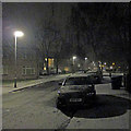 TL4756 : Lichfield Road: the first snowfall of the year : Week 5