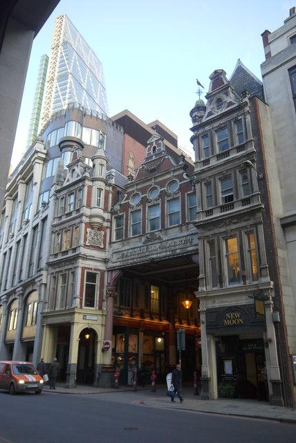 Leadenhall Building London Postcode