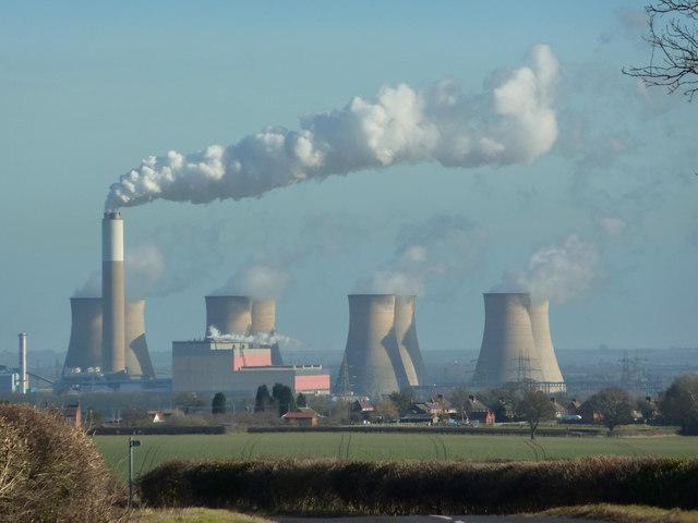 Cottam Power Station 169 Richard Croft Cc By Sa 2 0
