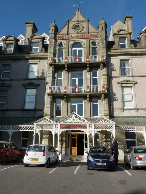 The Victoria Hotel, Newquay