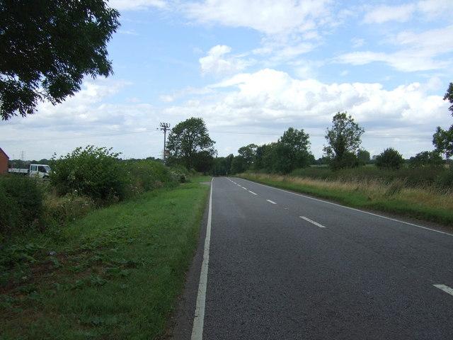 A5199 road