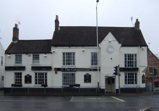 The Cornerhouse, Beverley (C) JThomas :: Geograph Britain and Ireland