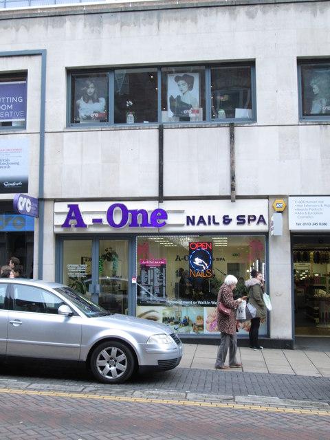 Town Nails Spa