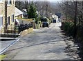 SD7114 : Cox Green Road, Egerton by Philip Platt