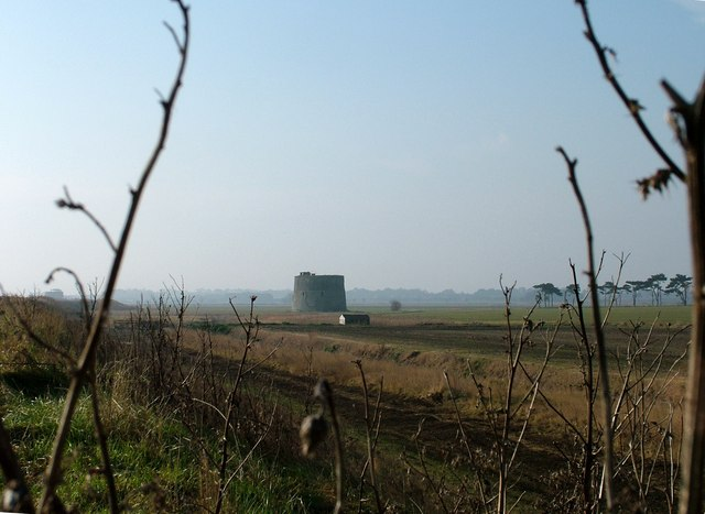 Martello Tower Y, Alderton