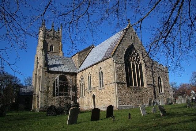 St Andrew's Church, Soham