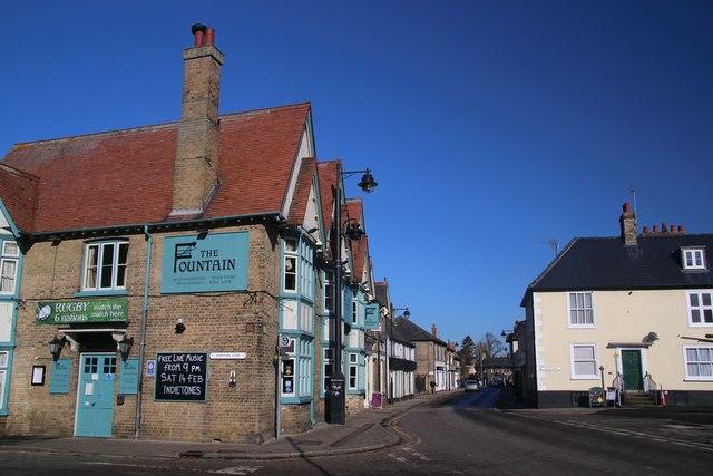 The Fountain Inn, Soham