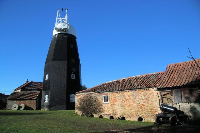 Downfield windmill, Soham