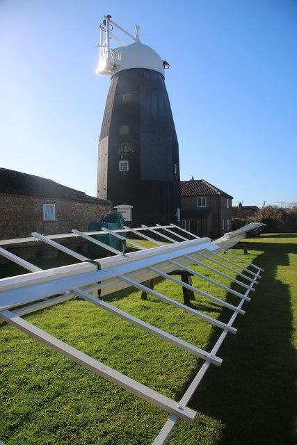New mill sails