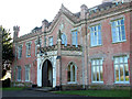 TG1602 : Ketteringham Hall (entrance) by Evelyn Simak