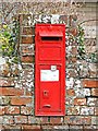 TM3390 : Victorian postbox on Norwich Road, Ditchingham by Adrian S Pye