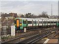 TQ3266 : Still a Southern train : Week 7