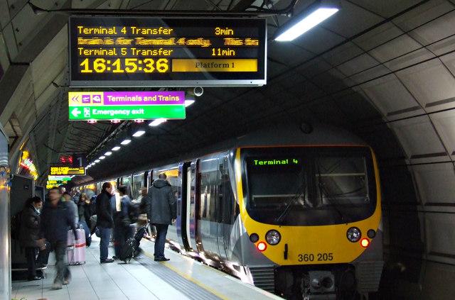 倫敦希斯洛 Heathrow 及另 5 大機場進入倫敦市中心交通及費用攻略