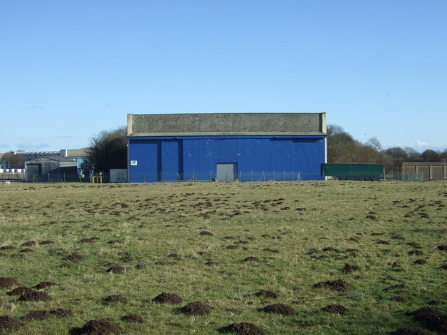 Building, former RAF Driffield