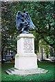 SO8554 : Worcester: Boer War memorial by Jonathan Hutchins