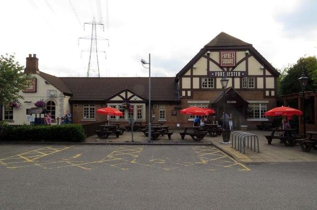 Fort Jester Restaurant Birmingham Menu