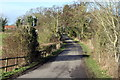 SJ4570 : Plemstall Lane by Jeff Buck