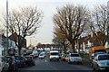 SP0793 : Hawthorn Road in Kingstanding by Steve Daniels