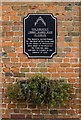 Photo of Black plaque number 42737