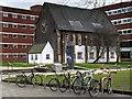 SJ8496 : Stephen Joseph Studio (Wright St German Protestant Church, Greenheys) by David Dixon