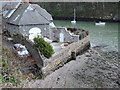 SX5447 : Newton Ferrers: Kiln Quay and Baring House : Week 8